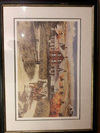 Walter Campbell print Guelph