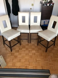 6 high dining chairs (2 not shown) Toronto, M5M 4C2