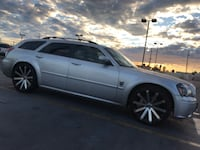 Silver dodge Magnum RT  Los Angeles, 90001