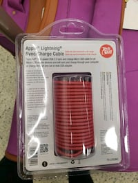 Extra long cord  for iPhone   Alexandria, 22315