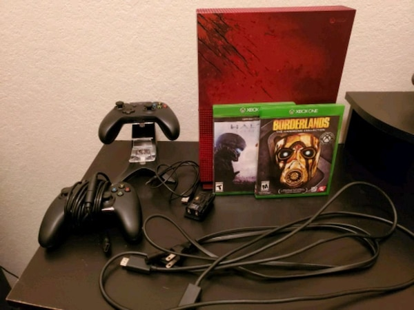 Xbox One S Gear of War Edition