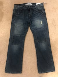 Express Jeans Size 32 Washington, 20020