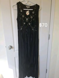 Black evening dress  Edmonton, T6M 2Z2