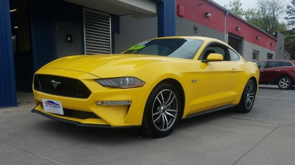 ***UNBELIEVABLE DEAL***2018 Ford Mustang GT Fastback FACTORY WARRANTY a7fa359d-0eb0-4006-bf5f-3b6ca0a5f687