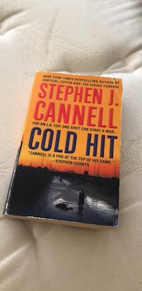 Cold Hit by Stephen J. Cannell Herndon, 20171