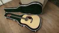 Martin Acoustic electric guitar  Surrey, V3R 7Z8