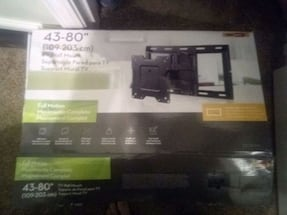 Adjustable TV wall mount 42-80inch tv