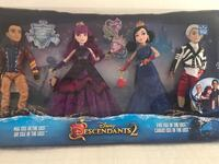 Disney decendants 2 doll pack Pretty Prairie