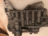 Manual reverse shift valve body for ford C6 transmission
