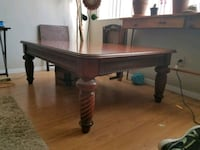 Custom made coffee table in excellent condition  Santee, 92071