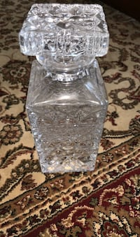 Decanter Crystal