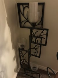 clear glass candle holders Hamilton, L8J 0A3