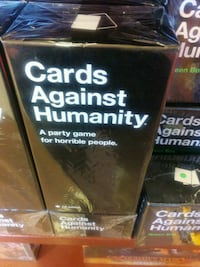 Cards against humanity + green expansion pack Calgary, T2P