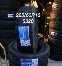 225/60R16 brand new winter tire Richmond Hill, L4B