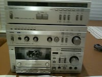 AIWA Stereo Components, Sony CD Player  Rockville, 20850