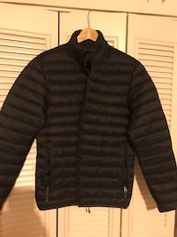 men's Swiss tech puffer jacket small size Cockeysville, 21030