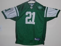 New York Jets Tomlinson football Jersey Reebok Men Edmonton