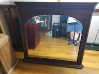Large wall hanging mirror. Phillipsburg, 08865