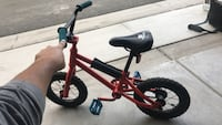 red and black BMX bike Irvine, 92618