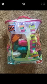 Mega Blocks - Used 2-3 times Fairfax, 22030