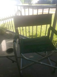Folding chair with table Ontario, 91764