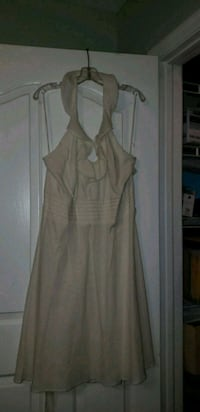 Linen dress. 12, with tags West Palm Beach, 33410