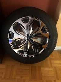 Rims and tires for sale! Toronto