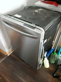 LG stainless steel dishwasher  Montréal, H8S 2R7