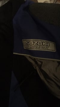 Suzuki biker jacket (size medium)  Washington, 20002