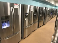 New and used Refrigerators 15% off