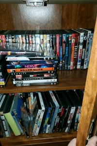 Tons of great DVDs!!!
