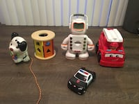 four assorted color car toys Columbia, 21044