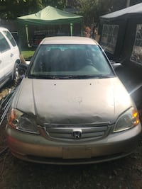 2001 Honda Civic Rockville
