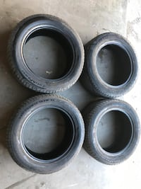 """17"""" CATCHPOWER 235/55/17 TIRES ON GOOD CONDITION SET OF 4 Даллас"""