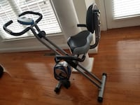 Folding Exercise Bike Fairfax