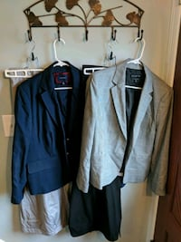 Two ladies suits and separate pants East Northport