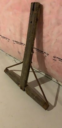Great piece to make a rustic light  East Gwillimbury, L3Y