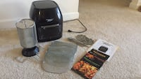 power airfryer oven with everything come with it just for 50$ Herndon, 20170