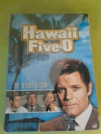 Hawaii Five-O second season Northport, 35476