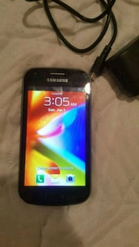 Black samsung android smartphone Richmond Hill, L4E