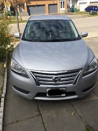2015 Nissan Sentra in very good condition Note: car available from Nov 18th Toronto