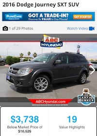 Dodge - Journey - 2016 Henderson