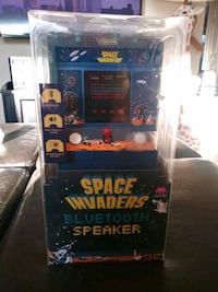 Space Invaders Bluetooth Speaker Gaithersburg, 20886