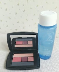 Lancome eyeshadow and eye makeup remover combo Mississauga