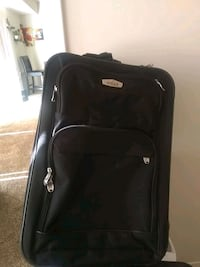 black soft-side luggage Greenbelt, 20770