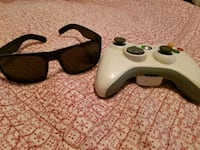 white and black Xbox 360 controller Bakersfield, 93307