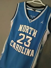 Michael Jordan ( north Carolina jersey ) #23 Winnipeg, R3G 1M4