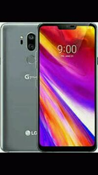 Brand New Sealed LG G7 FIRM Toronto, M2M