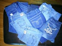 Sz 14 (Lot of Jeans) Sherwood, 72120