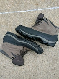Columbia boots snow Kings 11 + 1/2